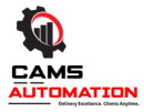 Cams Automation Logo