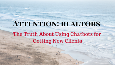 how to use chatbot for getting new clients